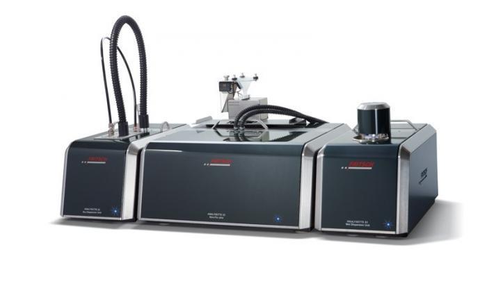 Лазерный анализатор размера частиц Analysette 22 NanoTec (Fritsch)