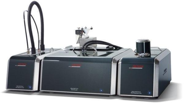 Лазерный анализатор размера частиц Analysette 22 NanoTec plus (Fritsch), фото 2