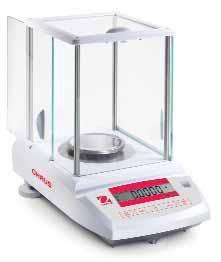 Аналитические весы OHAUS серии Pioneer™
