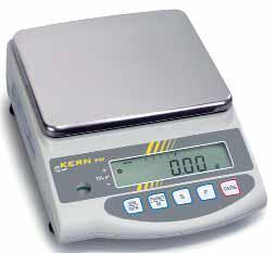 Весы точные Kern & Sohn, тип EW-N и EG-N