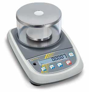 Прецизионные весы Kern & Sohn PLE-N, фото 2