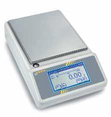 Прецизионные весы Kern & Sohn серии PKT