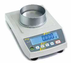 Точные весы Kern & Sohn тип PCB