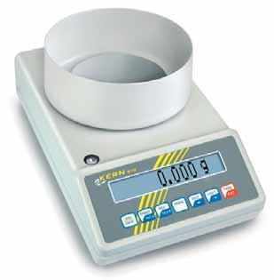 Точные электронные весы Kern & Sohn, серия 572