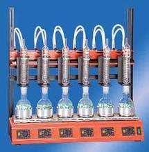 Серийный нагревающий элемент Behr для дистилляции с обратным холодильником