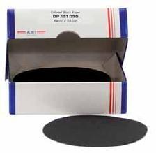 Качественные фильтры типа 551, черные, круглые Hahnemuhle