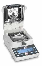 Анализатор влажности DAB 100-3 Kern & Sohn, фото 2
