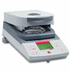 Галогеновые весы-влагомеры OHAUS MB35 и MB45