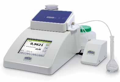 Приборы для измерения плотности DS7700/DS7800 A.KRÜSS Optronic, фото 2