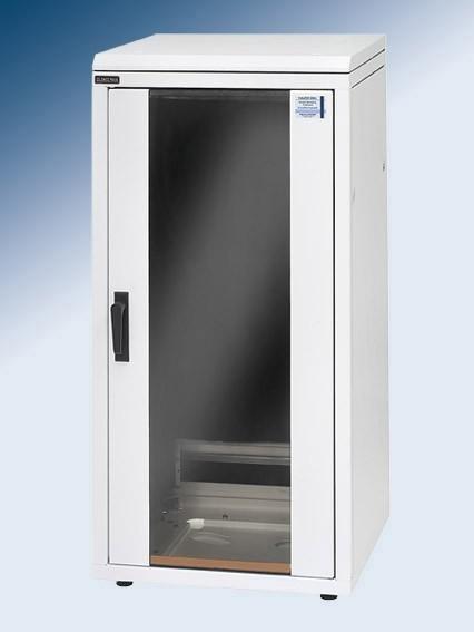 Звукопоглощающий шкаф Haver & Boecker для просеивающей машины EML 200 digital plus