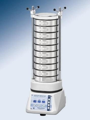 Просеивающая машина Haver & Boecker EML 200 digital plus T с прижимной системой TwinNut, фото 2