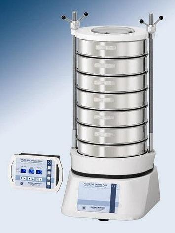 Просеивающая машина Haver & Boecker EML 315 digital plus T с прижимной системой Classic, фото 2