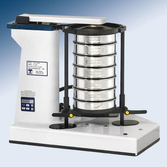 Просеивающая машина Haver & Boecker TYLER Ro-Tap RX-29-10