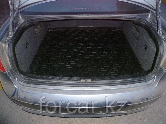 Коврик в багажник Audi A6 sedan (97-04) (полимерный) L.Locker, фото 2