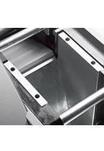 Стенки опорные боковые для Pulverisette 1 (модель I) premium line, Нехромированная сталь (Fritsch)