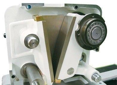 Стенки опорные боковые для Pulverisette 1 (модель II), Алюминий (Fritsch)