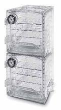 """LLG-Вакуумный шкаф эксикатор, поликарбонат, прямоугольной формы, """"Heavy Duty"""""""