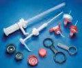 Винтовые крышки Kautex, ключи и дозаторы для канистр, полиэтилен высокой плотности