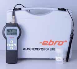 Кондуктометр СТ 830 ebro, фото 2