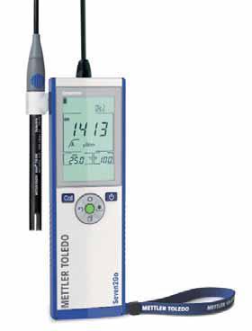 Измеритель проводимости Mettler-Toledo Seven2GoTM S3