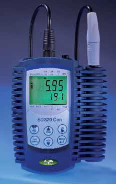 Кондуктометр AQUALYTIC SD320CON