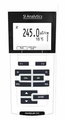 Кондуктометр SI Analytics HandyLab 200