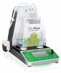Гравиметрический разбавитель interscience DiluFlow® Elite,1 или 2 насоса, фото 2