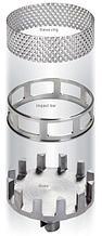 Кольцо-сито, трапецеидальное отверстие, 0,12 мм, НС, для ударного кольца, Fritsch