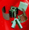 Принадлежности для режущей мельницы Fritsch Pulverisette 15