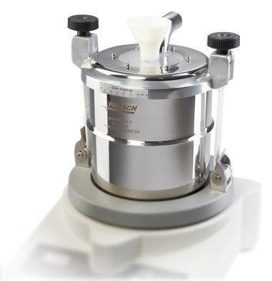 Сосуд Kryo-Box для измельчения в жидком азоте, Fritsch