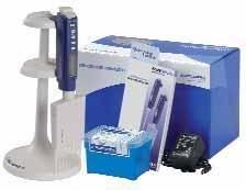 Многоканальные микролитровые пипетки Socorex Acura® electro 956, переменный объем