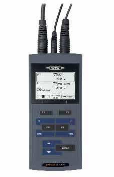Многопараметрические измерители ProfiLine Cond 3320 WTW®