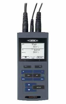 Многопараметрические измерители ProfiLine Multi 3320 WTW®