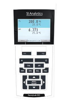 Мультиметр SI Analytics HandyLab 680, фото 2