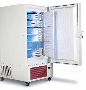 Вертикальные морозильные камеры до -50 °C/-85 °C GFL