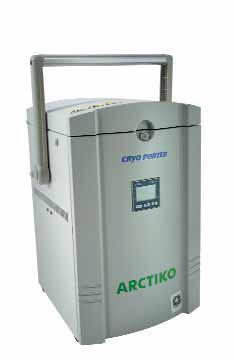 Портативный морозильник Arctiko DP-80 CRYO PORTER, до -80°C