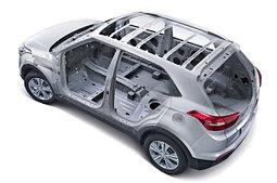 Кузовные запчасти Hyundai Creta