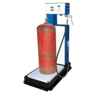 Колонка весовая для заправки бытовых баллонов УНСГ-01