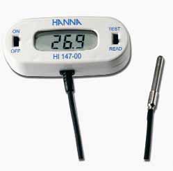 Термометр Checkfridge Hanna для холодильных камер