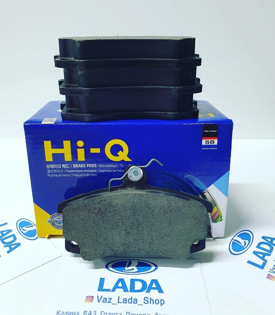 Тормозные колодки Hi-Q ВАЗ 2108-2190 (передние)
