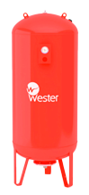 Расширительный мембранный бак Wester