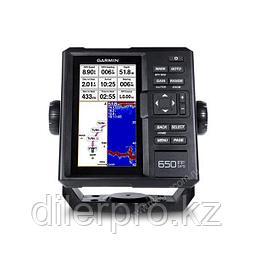 Эхолот Garmin FF 650 GPS с трансдьюсером GT20-TM