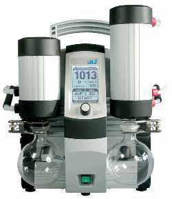 Вакуумная насосная система с дистанционным управлением KNF SC 920/SC 950, фото 2