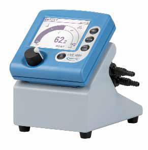 Вакуумный контроллер VACUUBRAND CVC 3000 detect