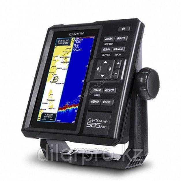 Картплоттер с эхолотом Garmin GPSMAP 585 Plus, WW БЕЗ ТРАНСДЬЮСЕРА