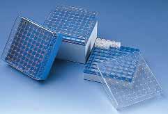 Коробка для хранения, полихлоропрен, для криопробирок BRAND