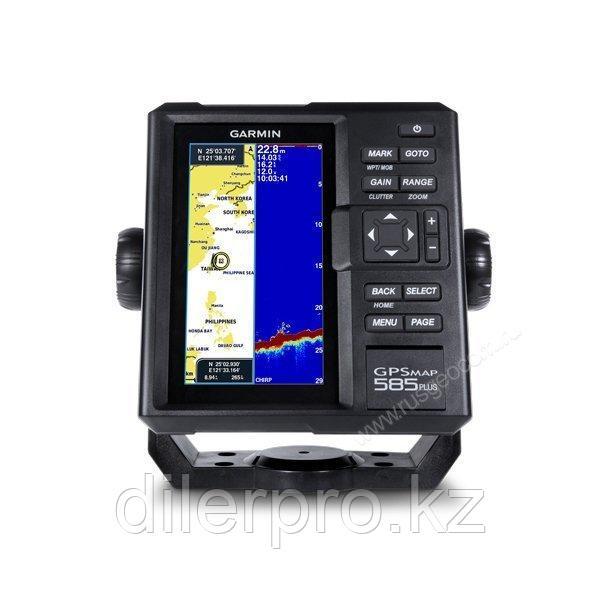Картплоттер с эхолотом Garmin GPSMAP 585 Plus с трансдьюсером GT20-TM