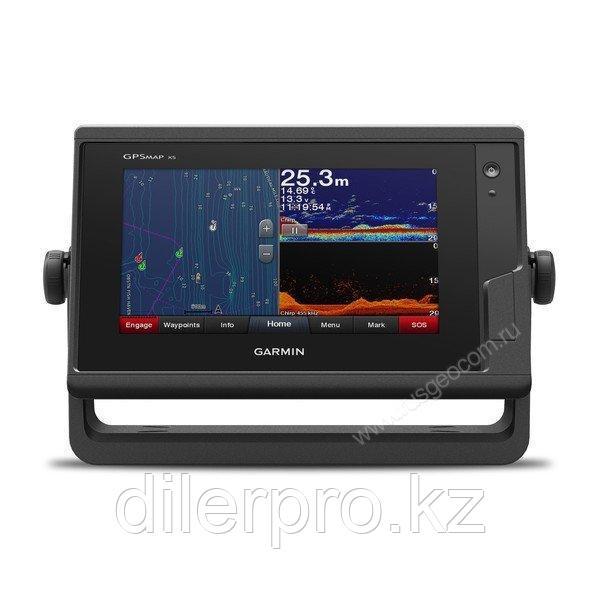 Картплоттер с эхолотом Garmin GPSMAP 722xs