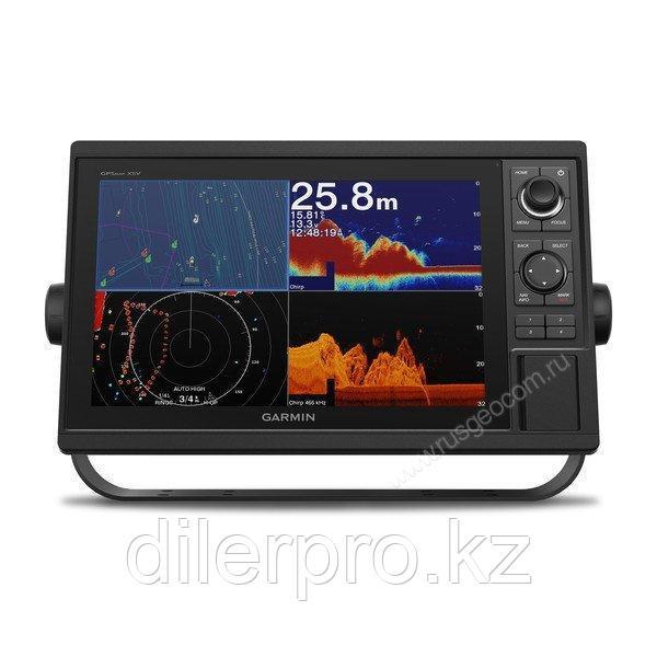 Картплоттер с эхолотом Garmin GPSMAP 1222xsv