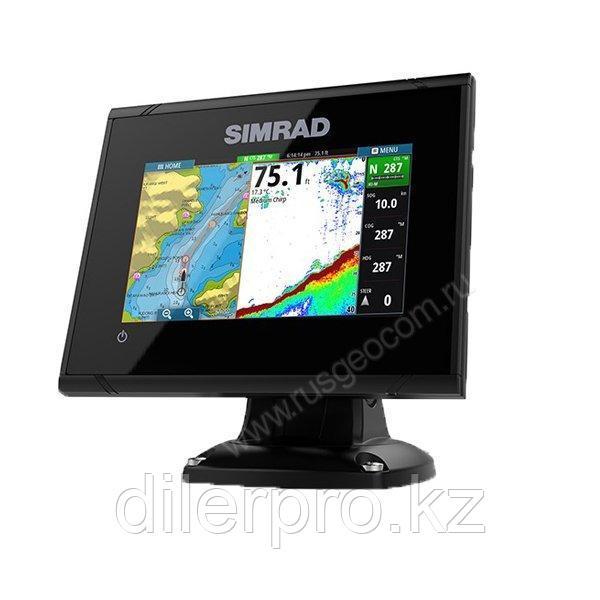 Многофункциональный дисплей SIMRAD GO5 XSE Totalscan